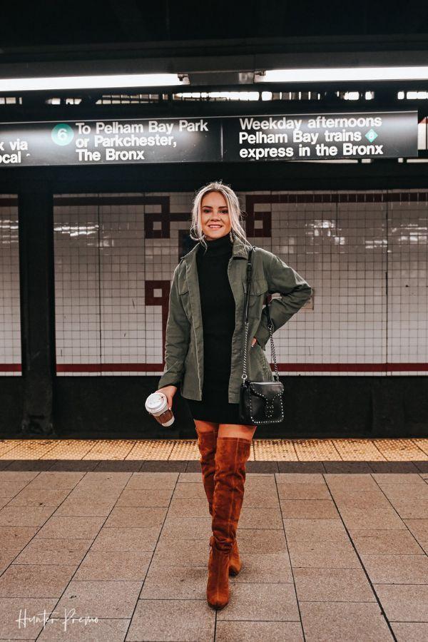 FALL TRIP TO NEW YORK CITY #autumninnewyork