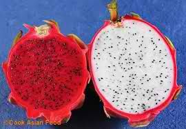 More Common Type Of Dragon Fruits Are The Ones With White Or Red