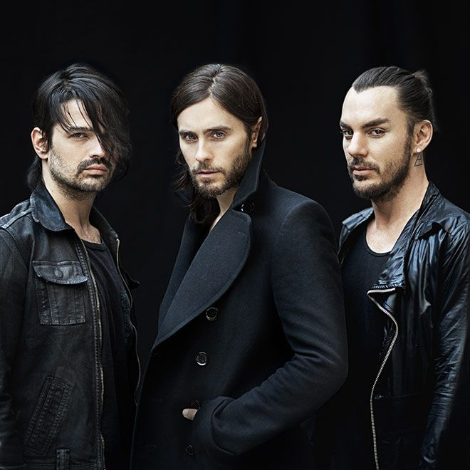 Thirty Seconds To Mars Hurricane Closer To The Edge A