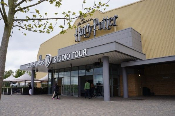 Londres The Making of Harry Potter 109 596x395 Conhecendo os estúdios de Harry Potter em Londres