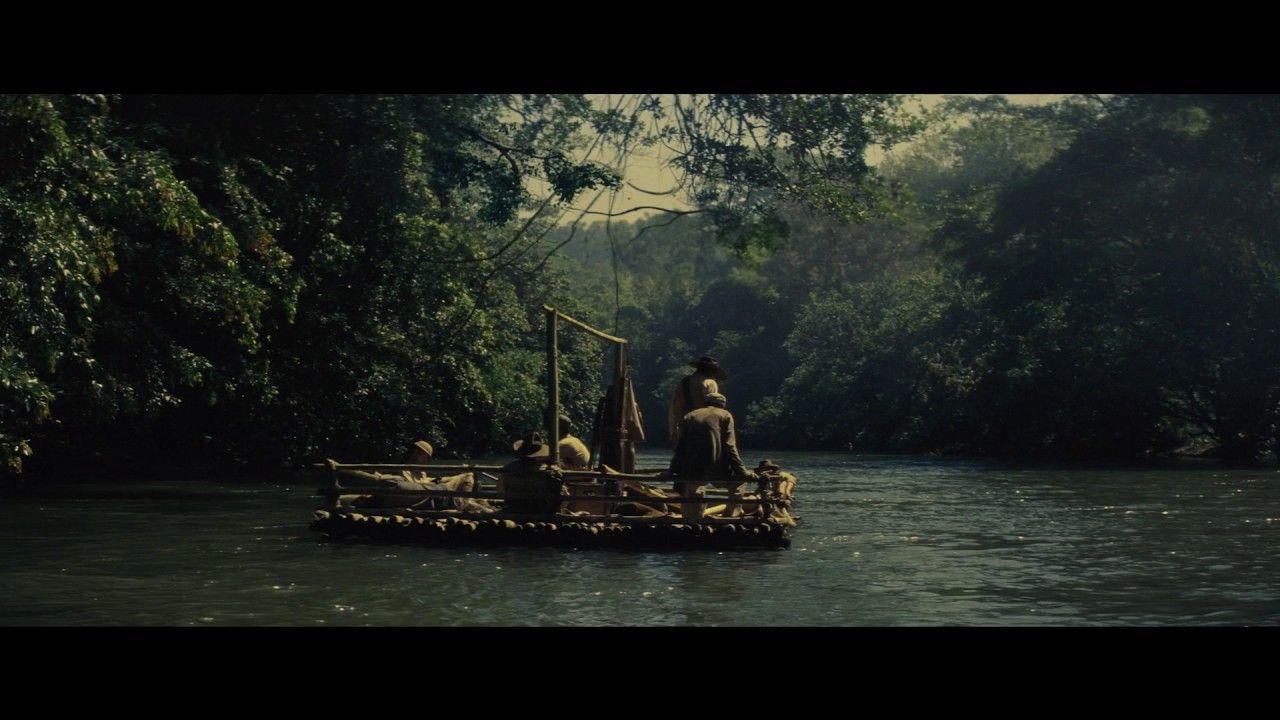 Z La Ciudad Perdida Trailer Espanol Hd Ciudad Perdida Ciudades Pelis