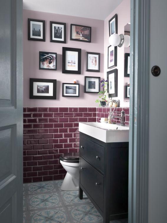 Geef je badkamer een persoonlijk tintje met verschillende soorten ...