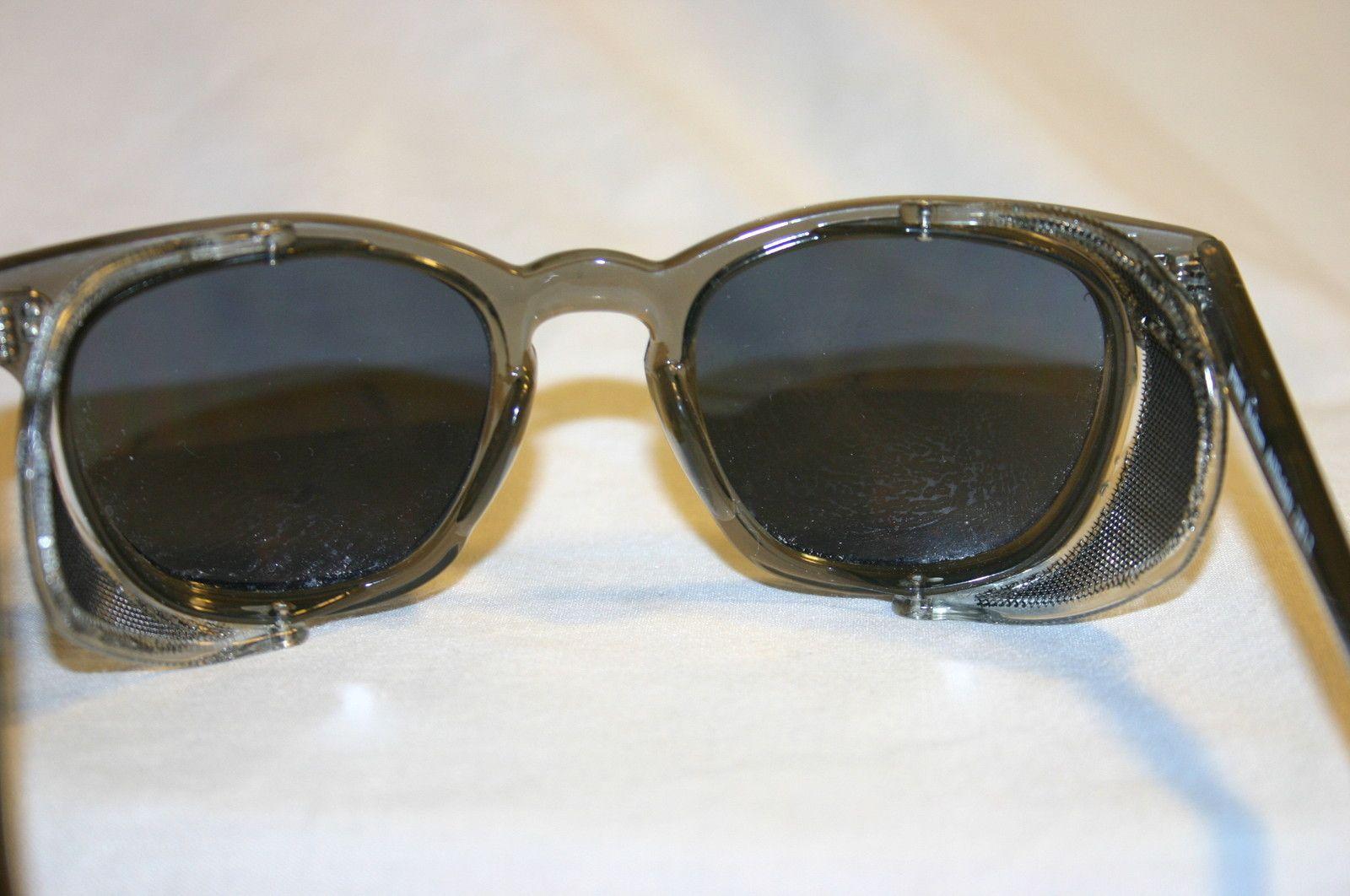 new ao american optical steam safety frames shield eyeglasses sunglasses 48 ebay - Ebay Glasses Frames