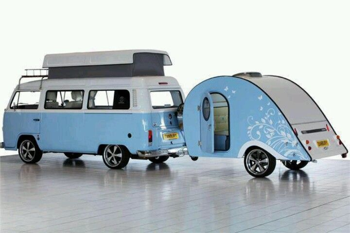 Matching Camper Design. #Roofing #Coatings #Connecticut #USA http://www.epdmcoatings.com
