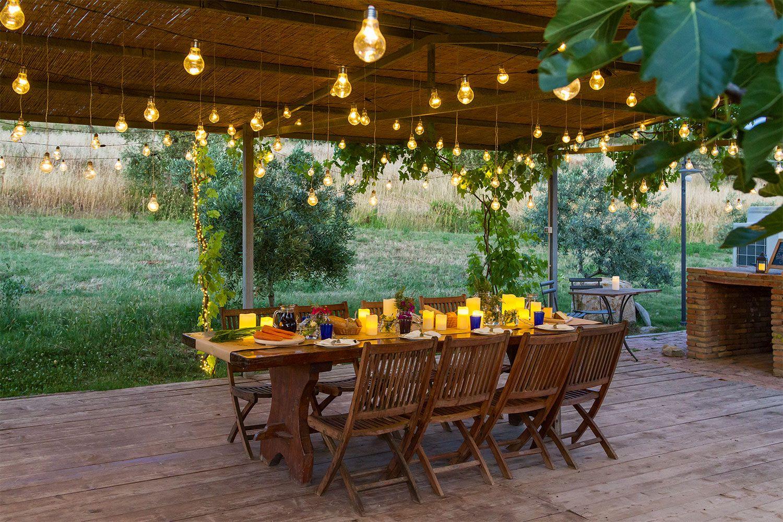 Stili per la tua festa in giardino casa e giardino