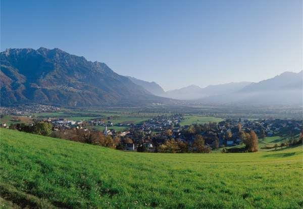 Ruggell, Liechtenstein