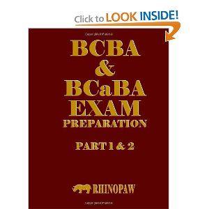 Pin By Mindy Gardzinski On Bcba Exam Bcaba Exam Bcba Exam Preparation