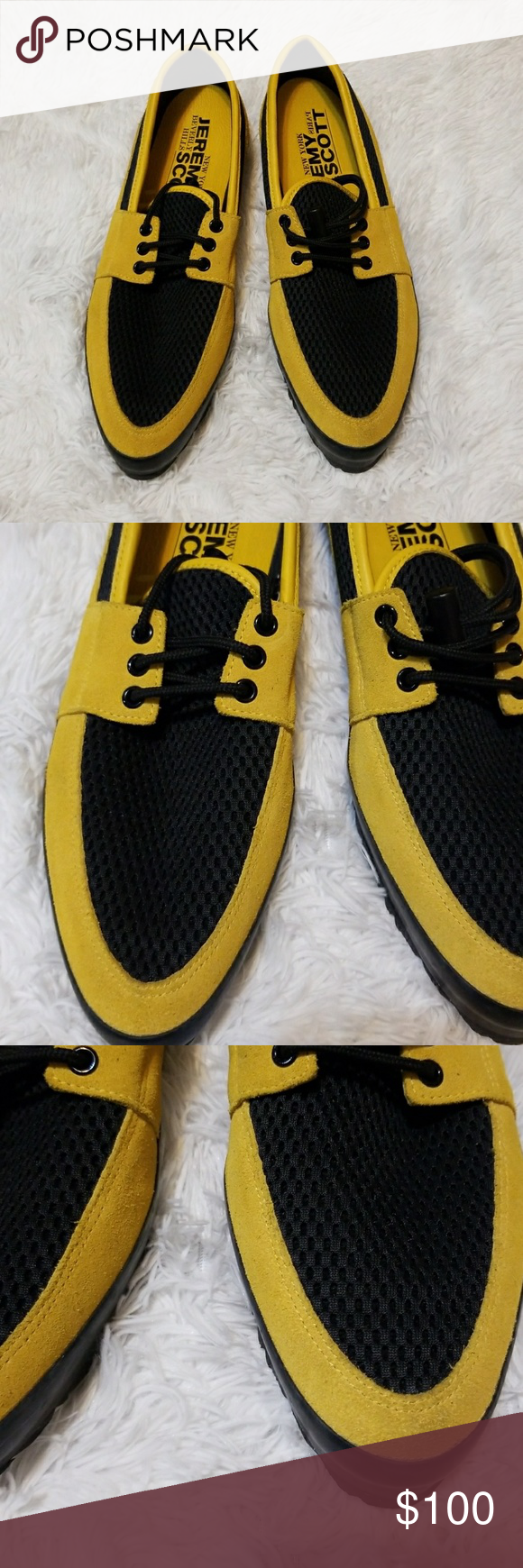 Jeremy scott adidas mocassino scarpe creeper stile, jeremy scott