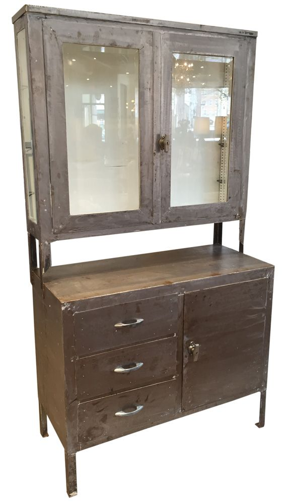 antique medical cabinet french - Google Search