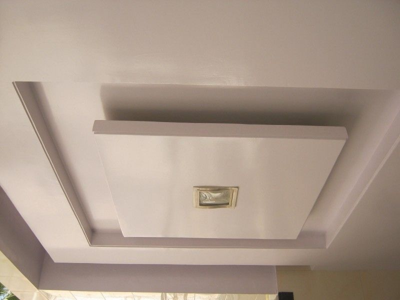 Ceiling Interior Design Pitcher False