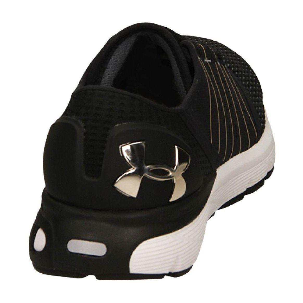 Buty Treningowe Under Armour Speedform Europa M 1285653 004 Czarne Under Armour Black Shoes Running Fashion