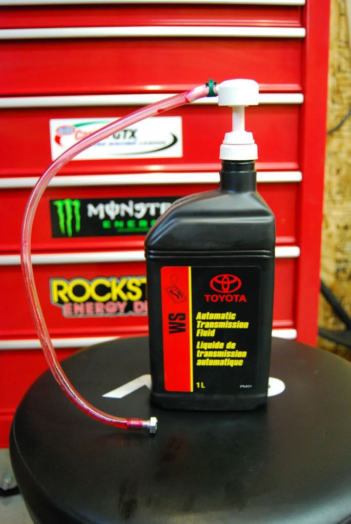 How To Drain Refill Automatic Transmission Automatic Transmission Transmission Transmission Fluid Change