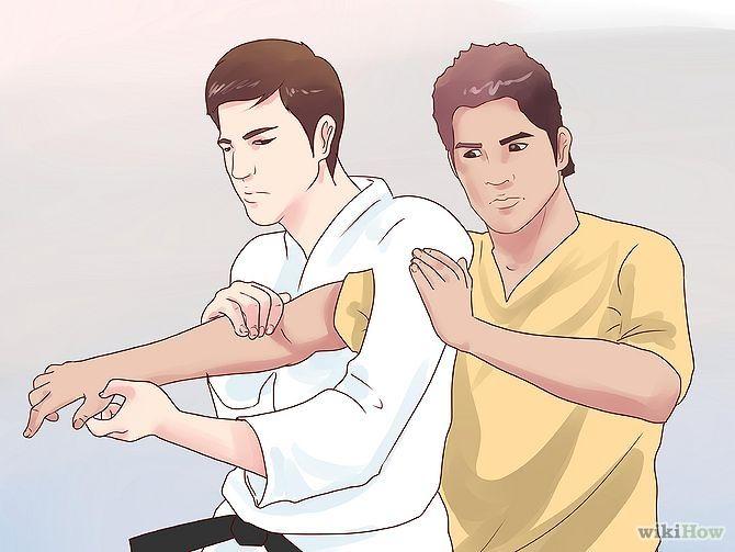 Learn Martial Arts Pressure Points Self Defense Martial Arts