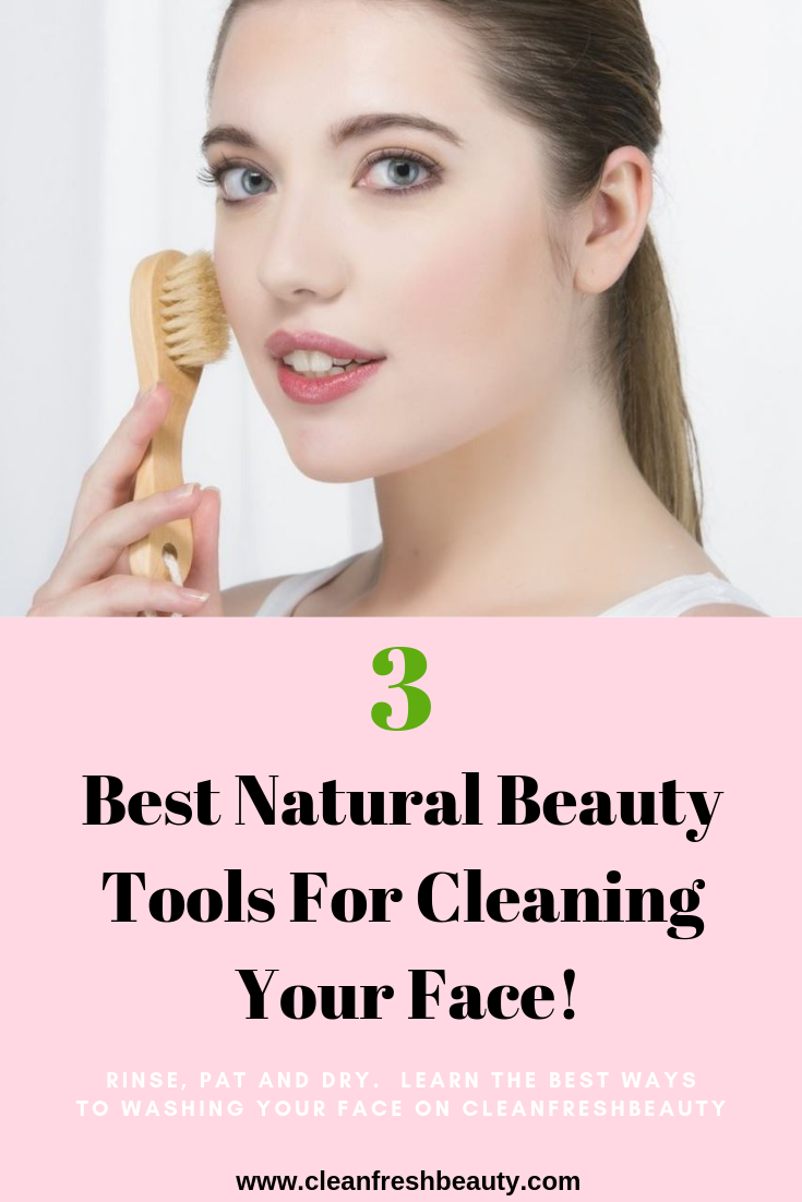 My Skin Became So Much Healthier When I Used A Facial Brush To Clean My Face Washing Y Natural Skin Care Diy Natural Skin Care Routine Natural Facial Cleanser