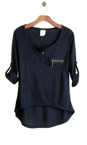 perfect shirt black