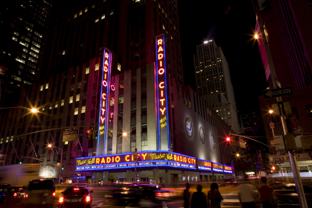 Radio City Music Hall in 2020 New york attractions