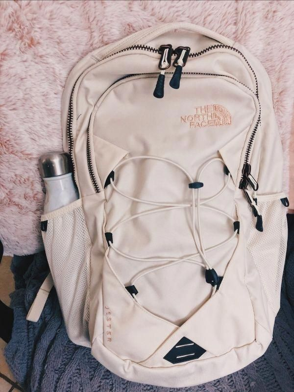 The North Face Women's Jester Luxe Backpack in 2020 | Cute ...