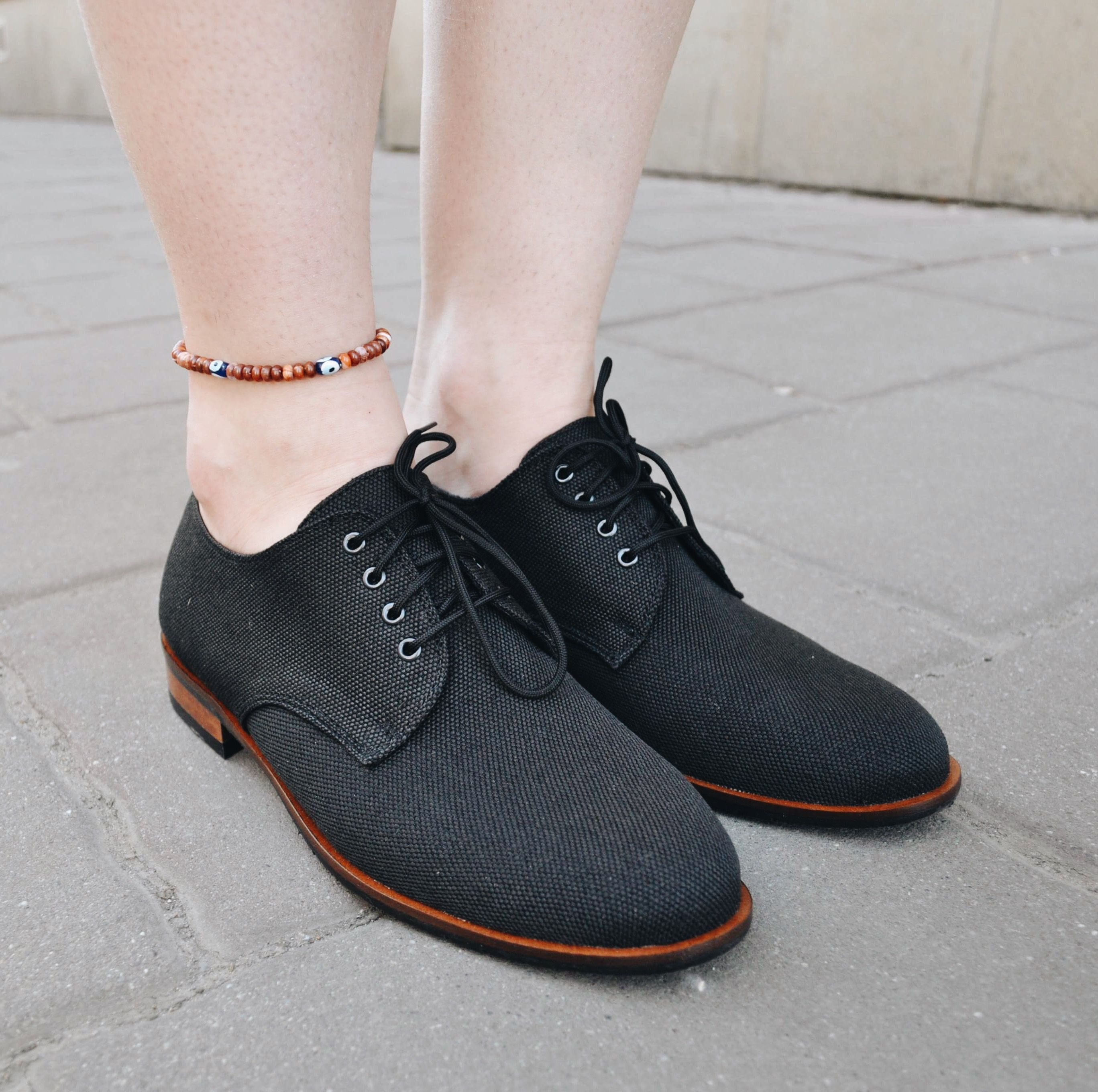 Polbuty By Izabella Krzysiek Www Fairma Pl Veganshoes Ethicalfashion Fairtrade Sustainable Fair Vegan Shoes All Black Sneakers Black Sneaker