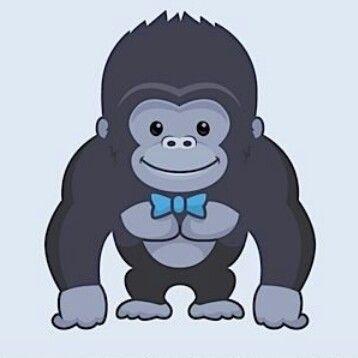 Pin By Victor Vargas Rojas On Gorillas In The Midst Gorilla Illustration Gorillas Art Illustration Character Design