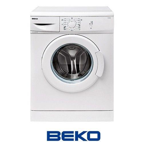 Machine à Laver Beko EV7100 7 Kilos Lave Linge 7kg, Classe A+ Avec économie  D