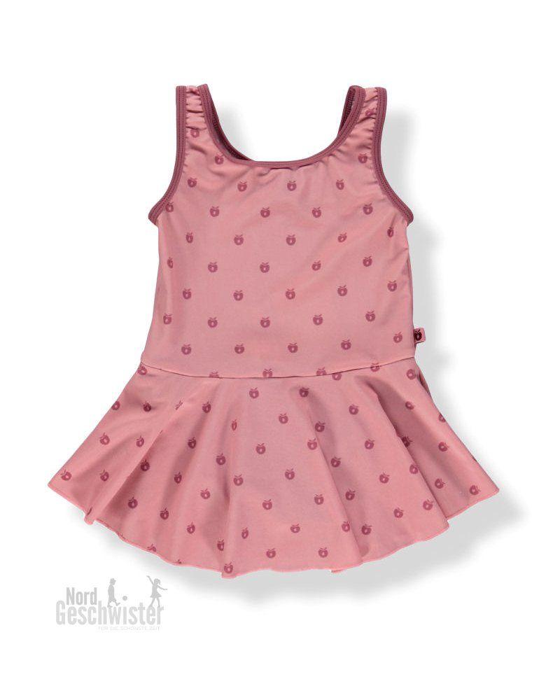 49af0244df0 SMAFOLK Swimwear Suit Badeanzug Blush Rose Äpfel UV... | Neu Online ...