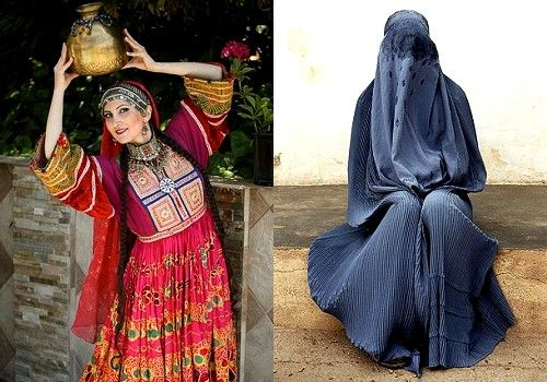 COSTUME PLANET: Traditional Costumes of Afghanistan