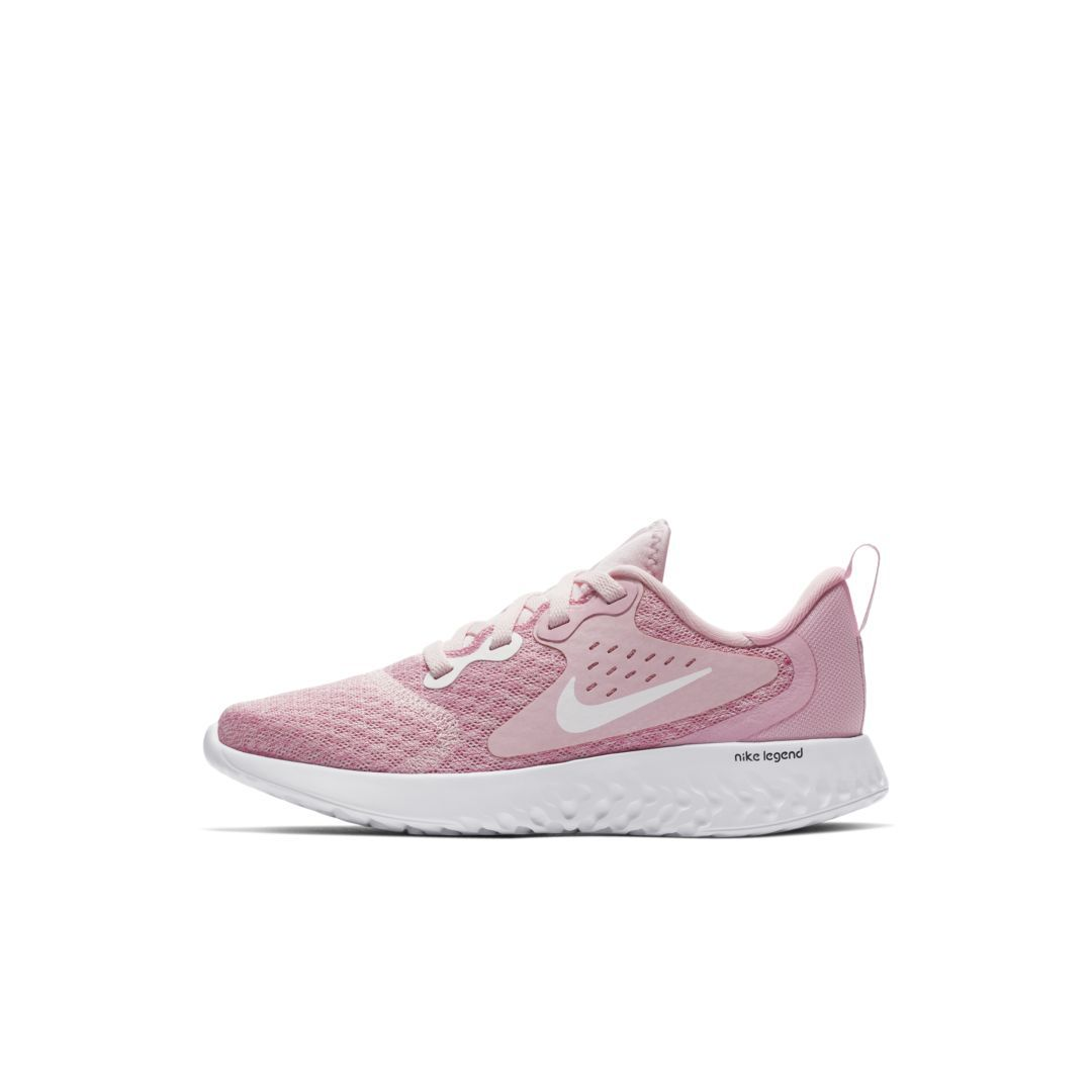 c39a96c6ad21 Nike Legend Little Kids  Shoe Size 13.5C (Pink Foam) in 2019 ...