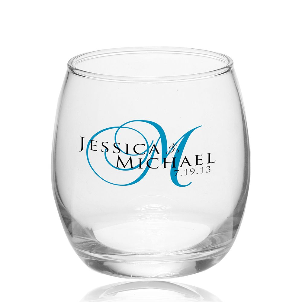 These Gorgeous Stemless Wine Glasses Can Be Personalized For Your Spec Wine Glass Wedding Favors Stemless Wine Glass Wedding Favors Wedding Favors Wine Glasses
