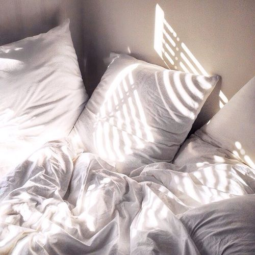 Bed White And Tumblr Image Messy Bed Home Bed