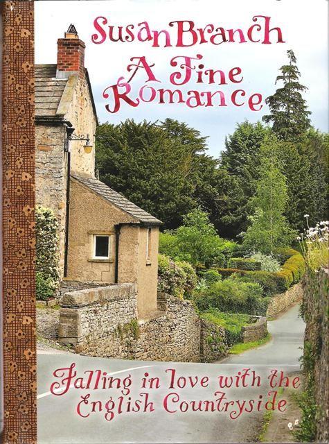 A Fine Romance Book ~ Susan Branch