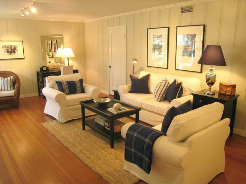 Best Ways of the Painting over Wood Paneling with the wooden floor ...