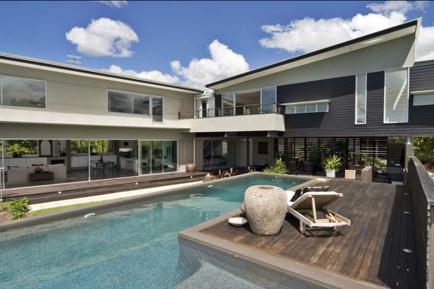 Awesome Architecture » Noosa Summit House by Bark Design Architects
