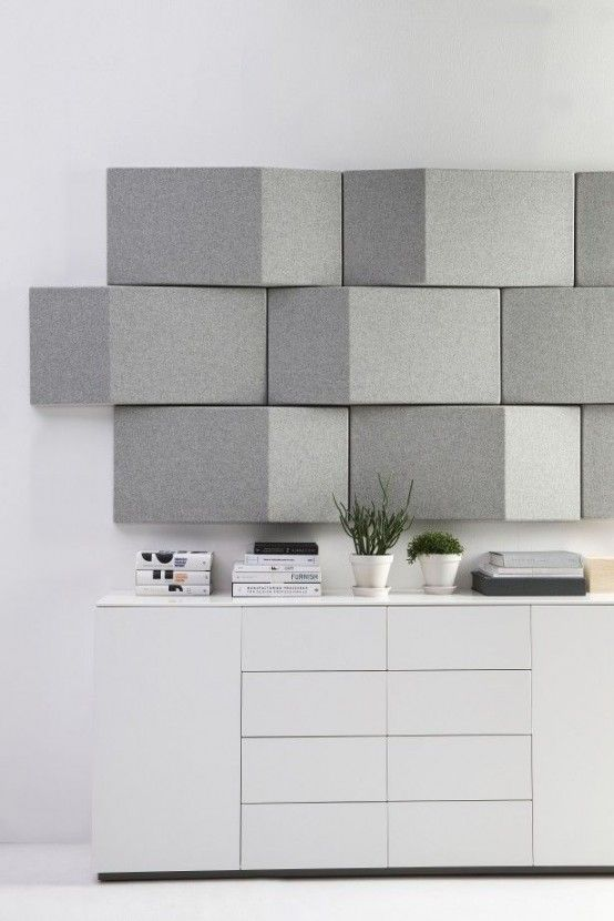34 Stylish And Smart Ideas For Soundproofing At Home Digsdigs Acoustic Wall Panels Acoustic Panels Acoustic Wall