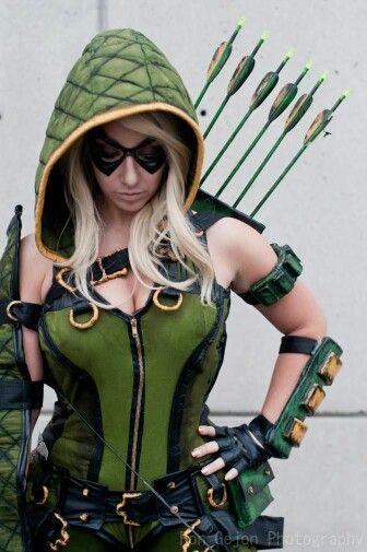 Female Green Arrow  sc 1 st  Pinterest & Female Green Arrow | Cosplay | Pinterest | Green arrow and Cosplay