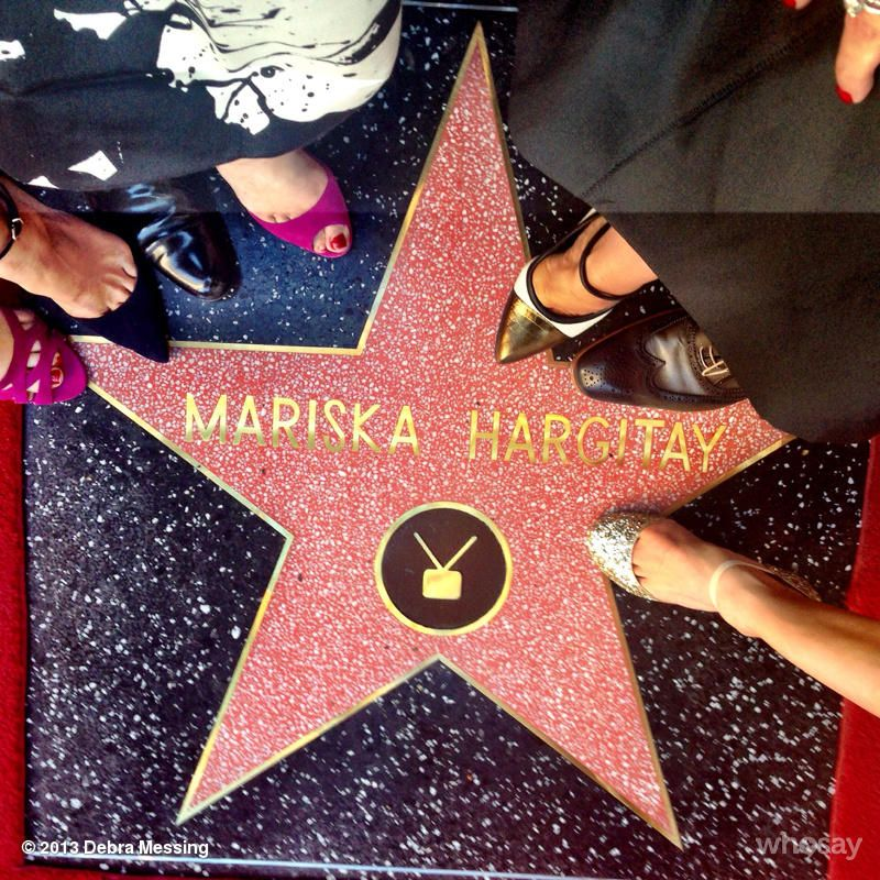 Walk of fame Marissa H