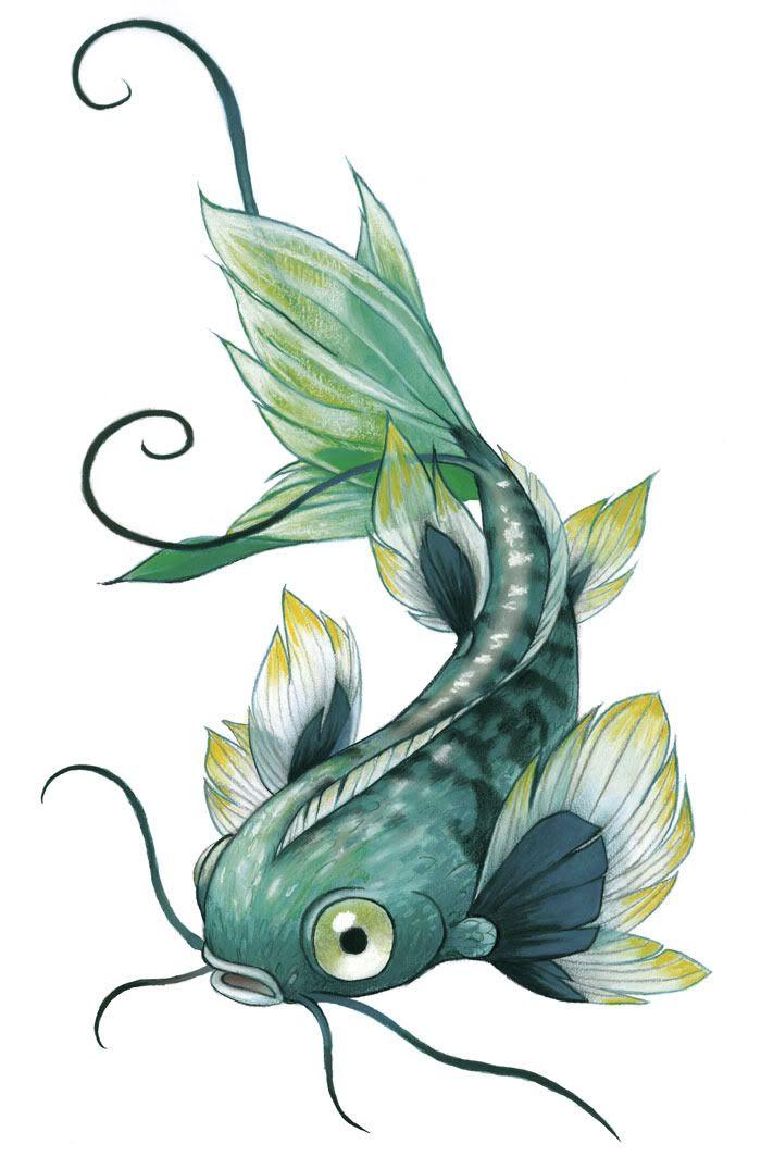 Mobidic fishyyy fishyyy fishyyy fish fish en 2019 - Croquis poisson ...