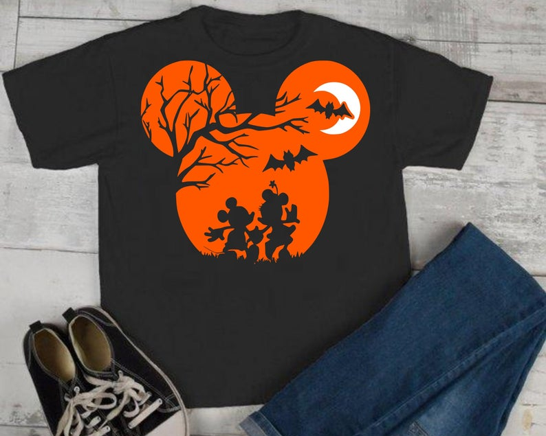 Disney Halloween SVG Let's trick or treat down Main Etsy