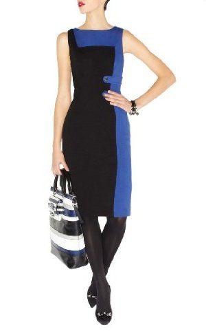 karen millen graphic colorblock dress $350