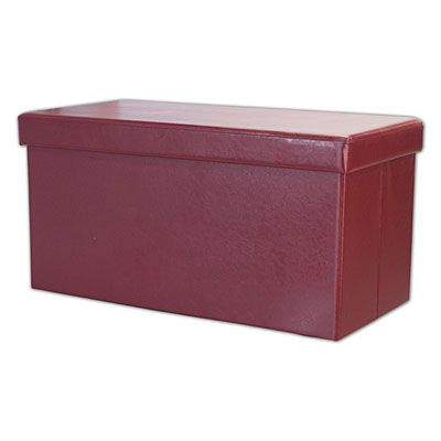 Red Storage Ottoman at Big Lots. Great price and perfect for hiding  blankets and pillows - Red Storage Ottoman At Big Lots. Great Price And Perfect For