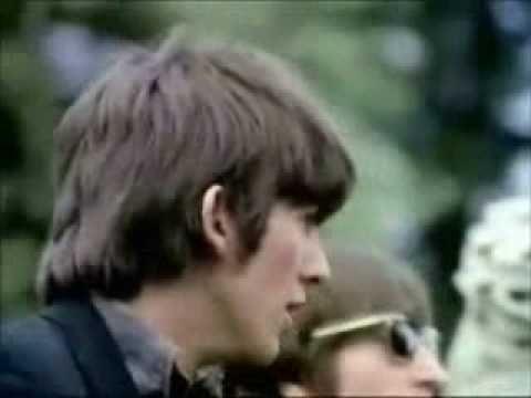 GEORGE HARRISON & JOHN LENNON ~ All Those Years Ago
