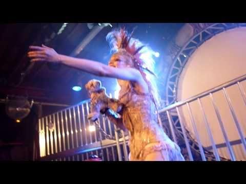 Emilie Autumn - Thank God I'm pretty - LIVE PARIS 2012
