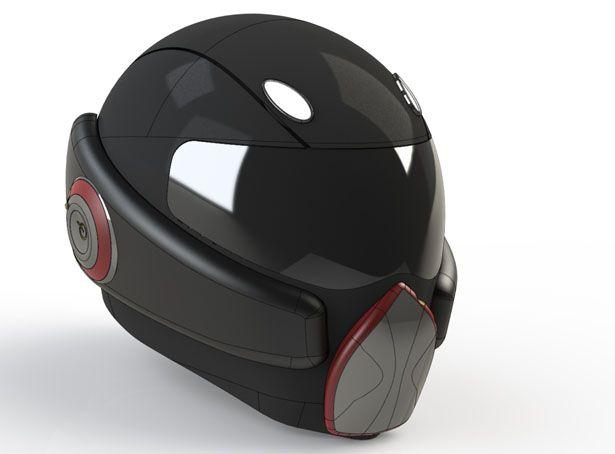 6faf7b404cd Futuristic ORB Scuba Diving Helmet Allows You to Breath Underwater ...