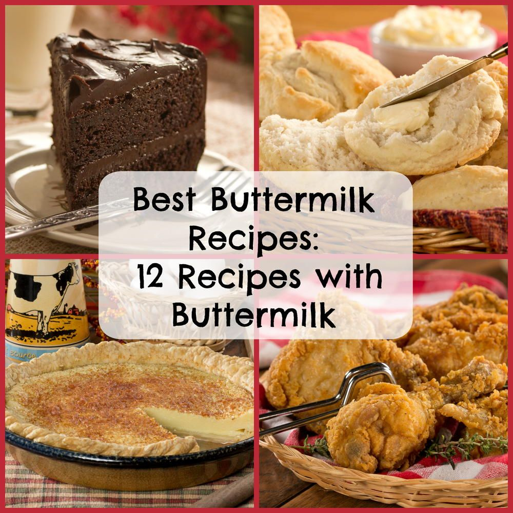 If You Ve Ever Used Buttermilk As An Ingredient In Your Cakes Pies Or Muffins Then You Already Know Th In 2020 Buttermilk Recipes Buttermilk Dessert Recipes Recipes
