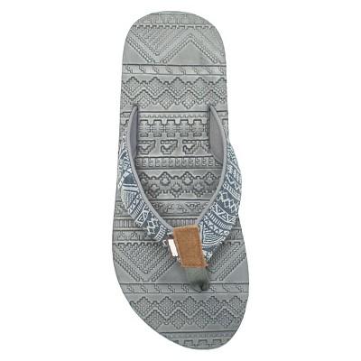 0898caa2119e Men s Muk Luks Scotty Flip Flop Sandals - Grey 11