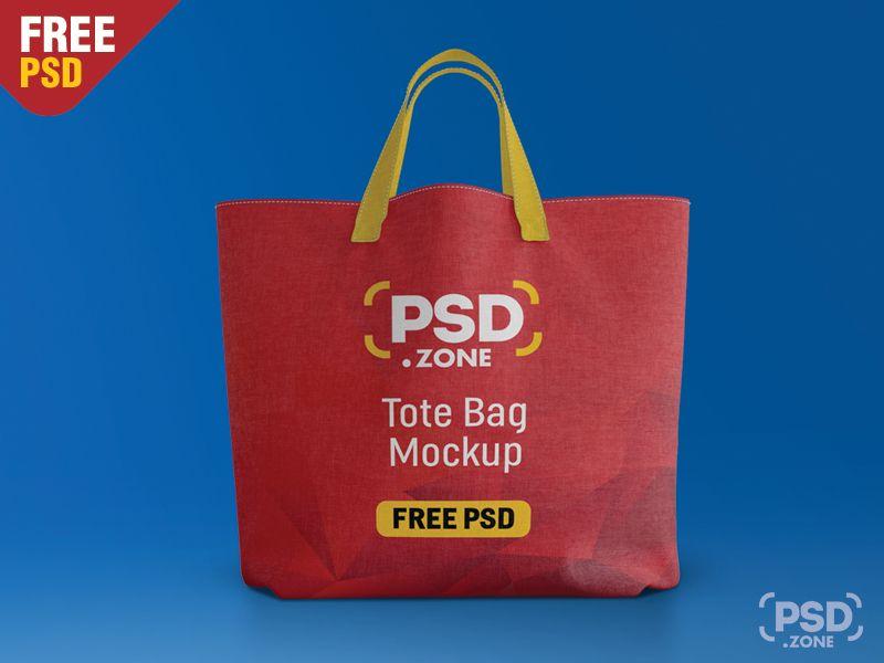 Download Canvas Tote Bag Mockup Free Psd Bag Mockup Mockup Free Psd Free Canvas