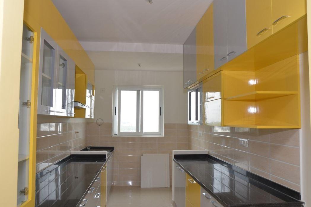 Indian Kitchen Designs Kitchen With Images Kitchen Furniture Design Parallel Kitchen Design Kitchen Sink Design
