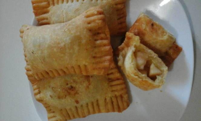 Resep Pie Apel Goreng Oleh Dien S Kitchen Resep Saus Apel Pie Apel Makanan