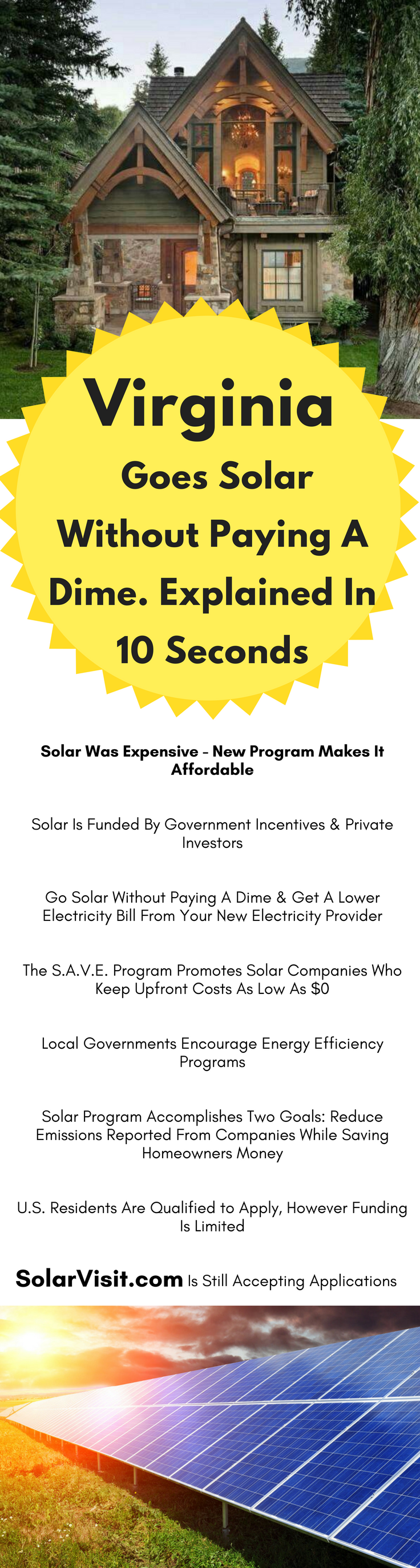 Affordable Solar Program Launched In United States For Middle Class  Homeowners