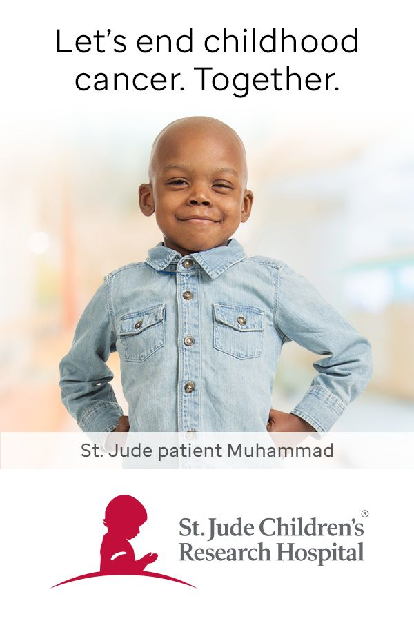 St. Jude families like Muhammad\'s will never receive a bill from St ...