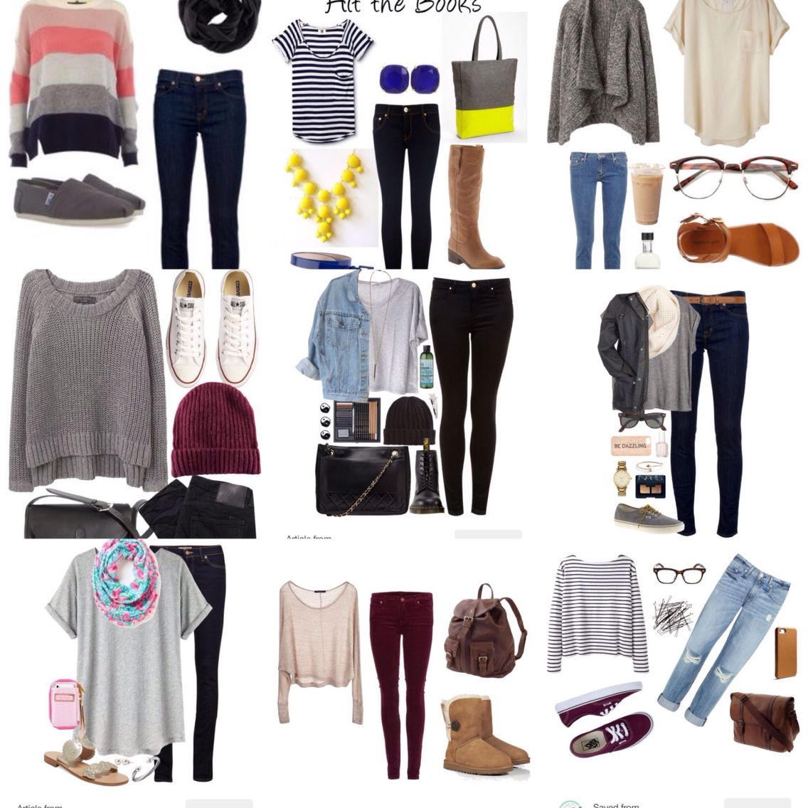 Cute Outfits For Teens For School Middle School High